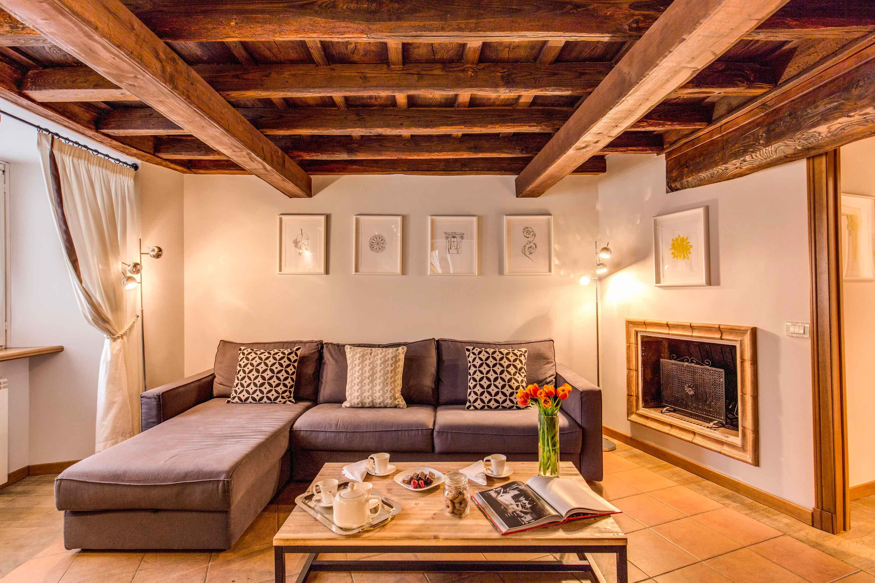 Superior Suite Monserrato - Campo de Fiori - YourSuiteRome