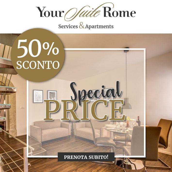 50% SConto Special Price