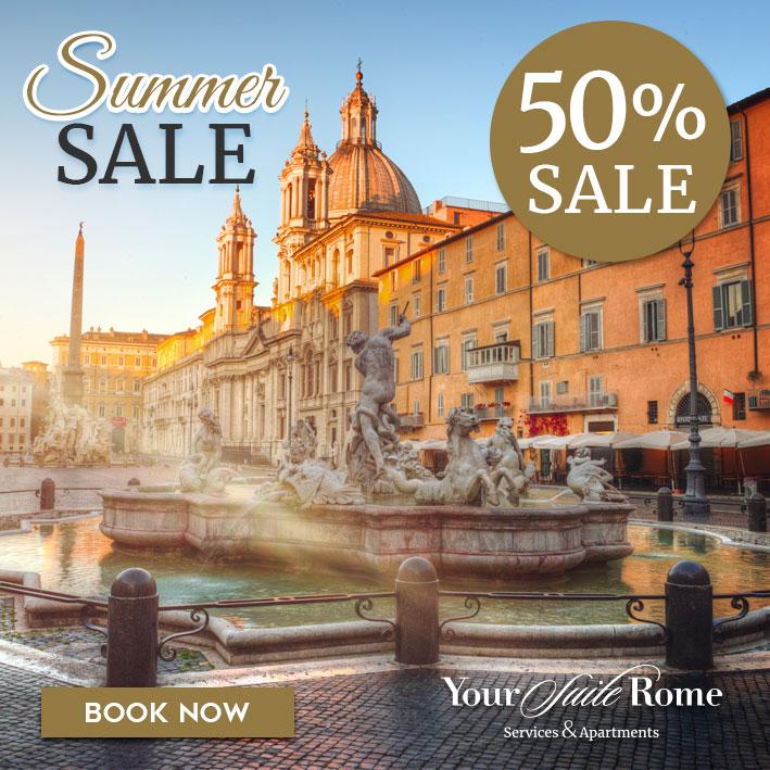 YoursuiteRome _ Summer sale_En
