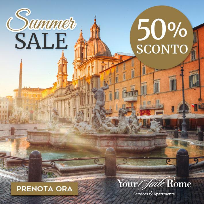 YoursuiteRome _ Summer sale_It